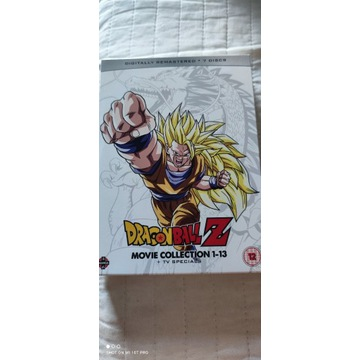 Dragon ball z complete movie collection