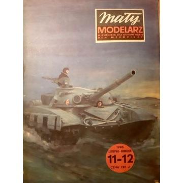 T-72 czołg średni [MM 11-12/1985]