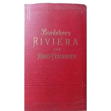 BAEDEKER'S RIVIERA UND SUDOST FRANKREICH