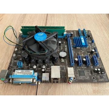 ASUS P8H61-M LX R2.0 | CPU i5-3570 3.40GHz | 8 GB