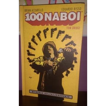 Azzarello -100 naboi WYDANIE KOLEKCJONERSKIE tom 2