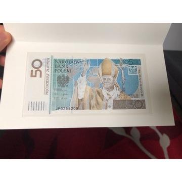 Banknot Kolekcjonerski -  JAN PAWEŁ II