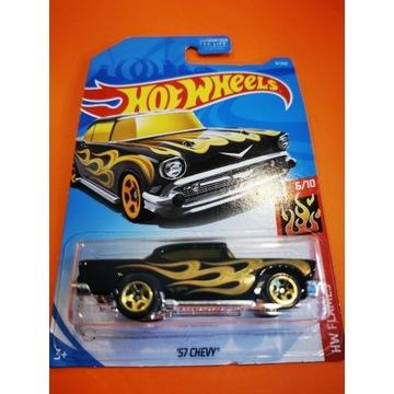 hot wheels 57 chevy