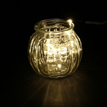 10LED DRUCIK NA BATERIE LAMPKI MIKRO NA DRUCIKU
