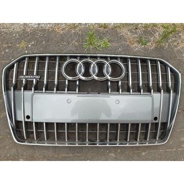 Grill Atrapa chrom  Audi a6 c7 quattro