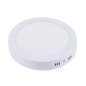 Plafon LED okrągły metalowy Ø220 18W