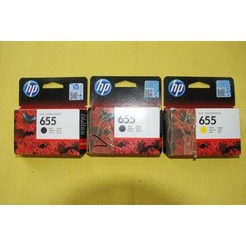 TUSZE HP 655