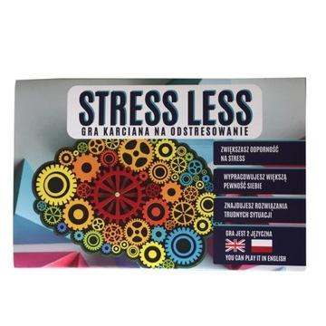 Gra Karciana Terapeutyczna STRESS LESS