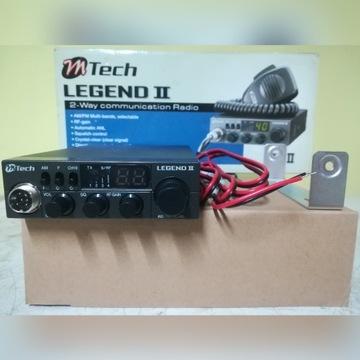 Cb radio Mtech Legend II