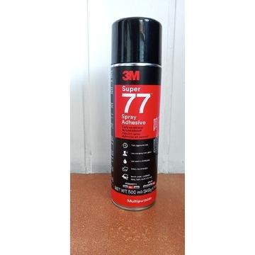 Klej spray 3M 77 500ml