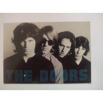 Pocztówka the Doors Jim Morrison