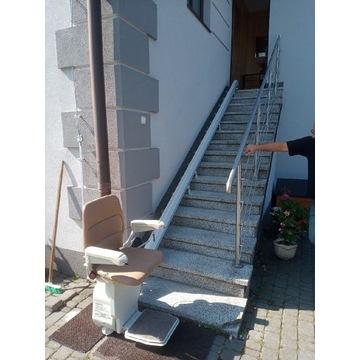 Winda krzesełko schodowe montaż sprzedaż