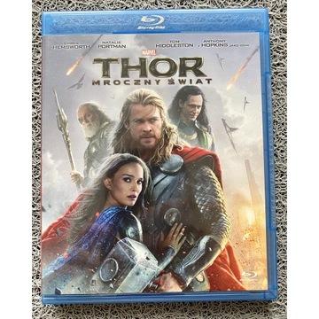 Thor: Mroczny Świat - Marvel (Blu-ray)