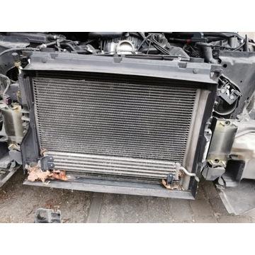 Kompletna chłodnica bmw E60 4.4 V8 545i