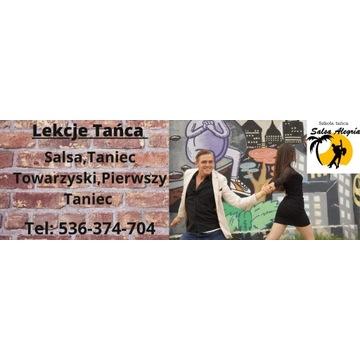 Lekcje Tańca Warszawa