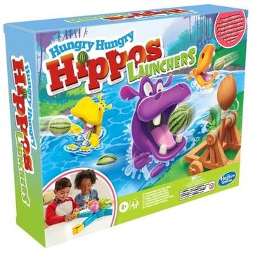 Gra zręcznościowa Hasbro Głodne Hipcie E9707