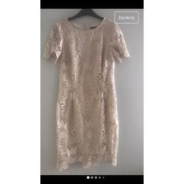 Sukienka z gipiury Monnari L/M nowa