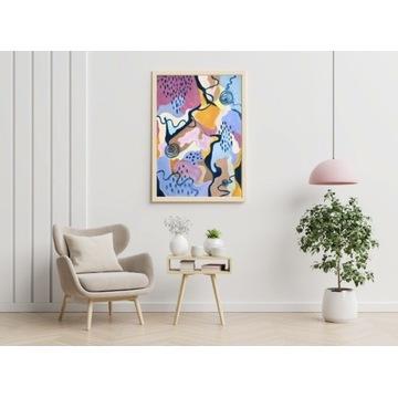 Obraz olejny 100x70