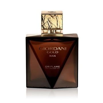 Woda toaletowa Giordani Gold Man Oriflame 75 ml