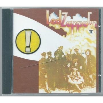 LED ZEPPELIN - Led Zeppelin II - CD 1994 Unikat