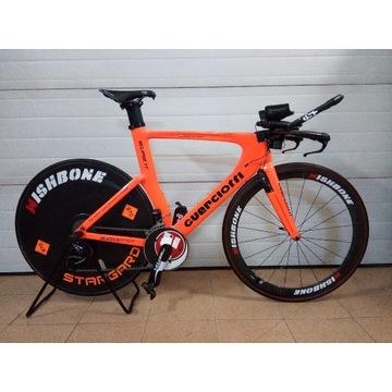 Rower czas/triathlon Guerciotti Eclipse TT. Di2/M
