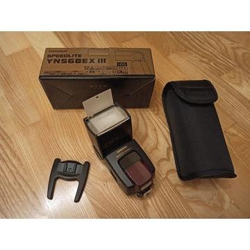 Lampa błyskowa Yongnuo Speedlite YN568EX III Nikon