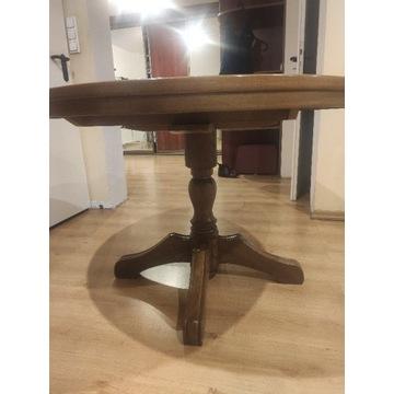 Stół okrągły rozkładany 110cm