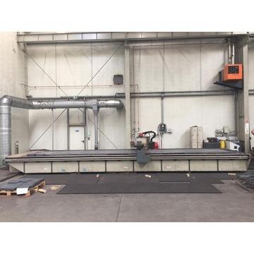 STIGAL Plazma CNC+filtrowentylator KEMPER