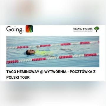 Bilet Taco Hemingway / Łódź/ 21.03.2020r.