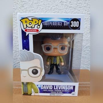 Figurka Funko Pop David Levinson Independence 300