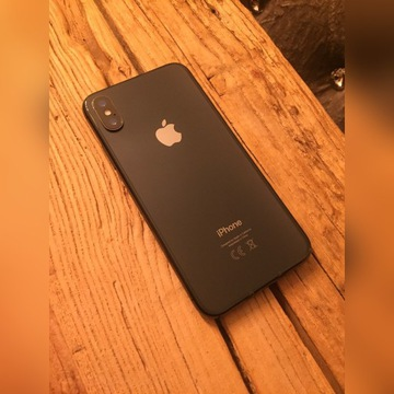 iPhone X 64GB space grey gwiezdna szarość 10