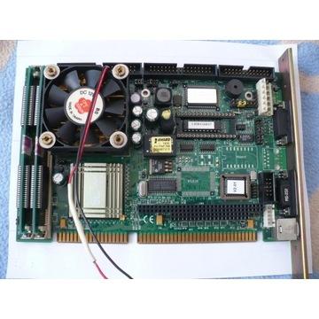 Mini płyta główna PCA-6154 PENTIUM 586 CPU CARD