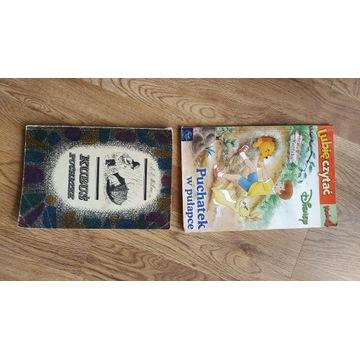 Książka - Kubuś Puchatek