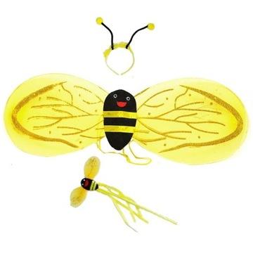 Skrzydła Pszczółki skrzydełka różdżka