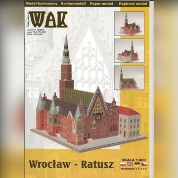Wrocław-Ratusz WAK 1:400