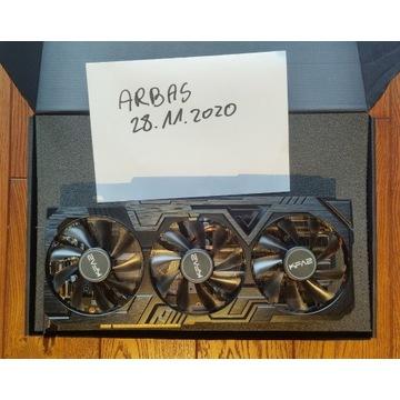 KFA2 GeForce RTX2070 SUPER EX Gamer Black