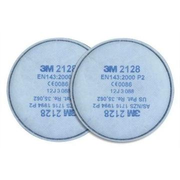 3M Filtr Przeciwpyłowy 2128