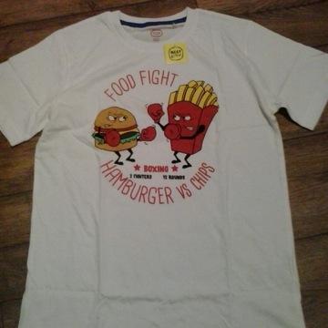 Koszulka/tshirt z krótkim rękawem 152 NOWA