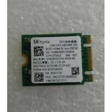 Dysk SSD HYNIX BC501  ** 256GB ** M.2 2230 NVMe