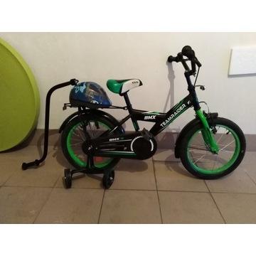 Rower dziecięcy bmx 16 teamraider