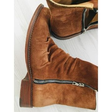 piękne buty AMIRI r. 42 UNIKAT stan idealny