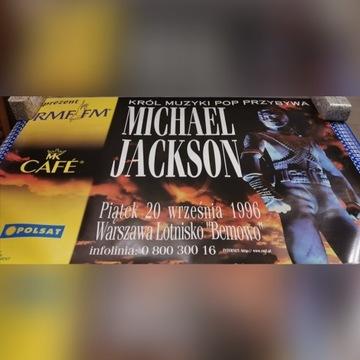 Michael Jackson HIStory Plakat BEMOWO 96