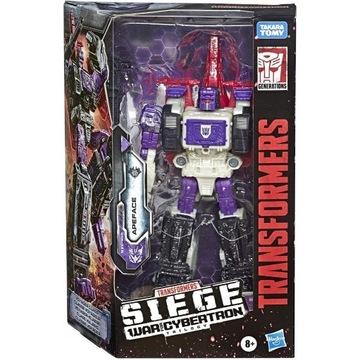 Transformers Siege Apeface