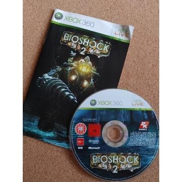 Bioshock 2, wersja pudełkowa, XBOX360