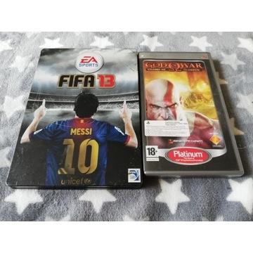 Gry na ps3 i PSP Fifa 13