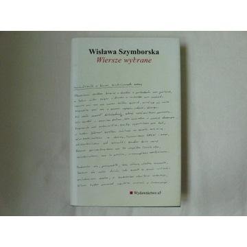 Książka Wisława Szymborska Wiersze wybrane