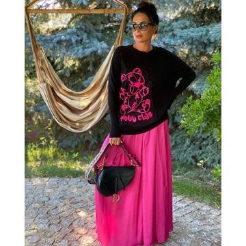 fuksja spódnica różowa Dorothy  one size