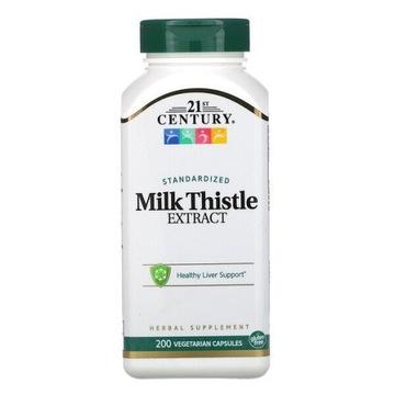 Milk Thistle WĄTROBA