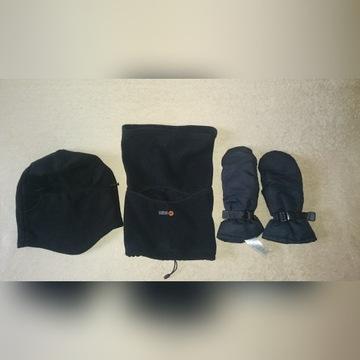 Rękawiczki,kominiarka,komin