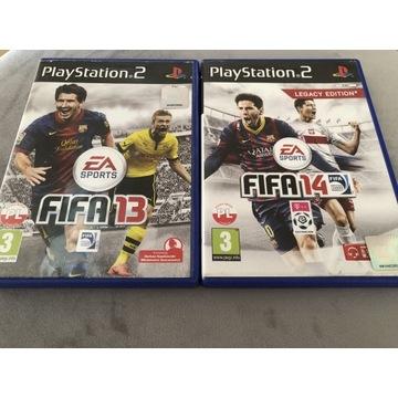 Fifa 13/14 Playstation 2 PS2